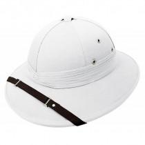 Le Salacot, le casque colonial français