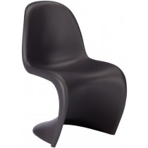 La Chaise Panton de chez Vitra.