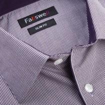 La chemise faux-uni, originalité et sobriété.