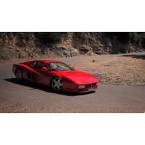 Chris Harris ou comment acheter son pain avec Classe en Ferrari