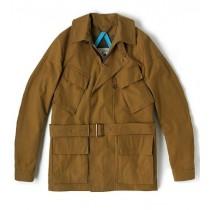 La Criterion cycling jacket de chez Brooks England.