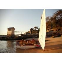 Le voilier en kit de Balmain Boat.