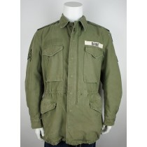 La Field Jacket M-51 de l'US Army.