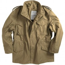 La Field Jacket M-65 de chez Alpha Industries.