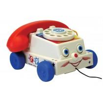 Le Téléphone Fisher Price.