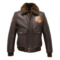 La Flight Jacket façon Schott NYC