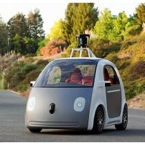 La voiture autonome par Google.
