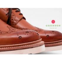 Grenson, le pied, depuis 1866.