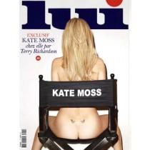 Kate Moss revient nue dans Lui !