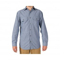 La chemise chambray de Key apparel.
