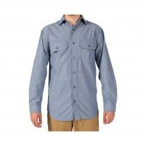 La chemise chambray de Key apparel.