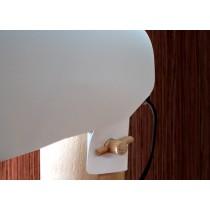 La lampe Axe de Thomas Merlin.