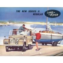 Quelques raisons évidentes d'opter pour un Land Rover.