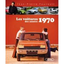 Les voitures des années 70 de JP Foucault.