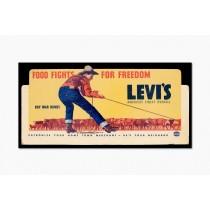 Des documents exceptionels pour le 185 ème anniversaire de Levi's.