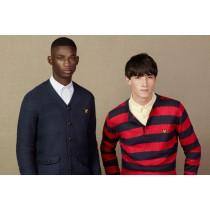 Un style centenaire pour un look contemporain, c'est 2013 pour Lyle & Scott's.