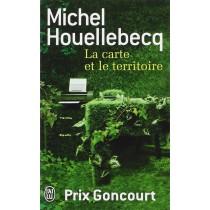 Michel Houellebecq, La Carte et le Territoire