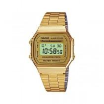 La montre à Quartz vintage Casio  A168WG-9EF