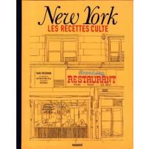 New York les recettes culte(s) par Marc Grossman.