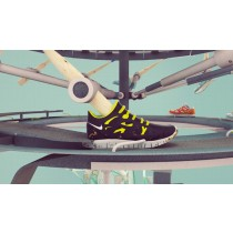 Du stop motion au service de Nike Reuse-a-Shoe.