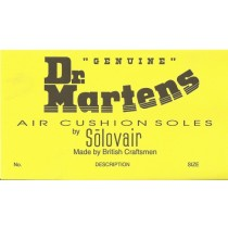 L'incroyable histoire des Solovair, des Docs Martens qui n'en ont pas le nom.