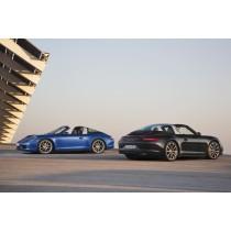 La Nouvelle Porsche 911 Targa.