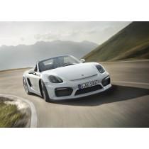 Le Boxster Spyder, Un (Petit) Cabrio Survitaminé Façon Porsche