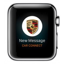 L'Apple Watch Façon Porsche
