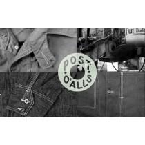 Post O'Alls : des vêtements synonymes d'authenticité et de qualité.