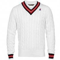 Le Pull de Cricket Kent de chez K-Way