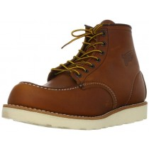 Les Red Wing 8131 Moc Toe.