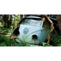 La Résurrection d'un Combi Volkswagen de 1955