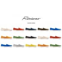 Rivieras, des chaussures qui sentent bon la Méditerranée.