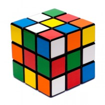 Le Rubik's Cube.