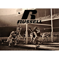 Russell Athletic, tout simplement l'inventeur du tee-shirt et du sweat.