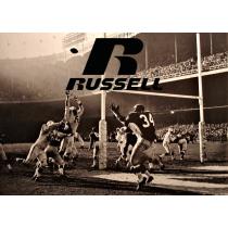 Russell Athletic, tout simplement l'inventeur du tee-shirt et du sweat.