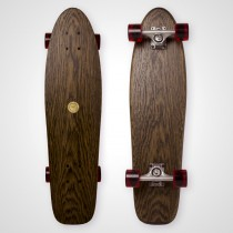 Skills or Skulls des Skateboards fait main.