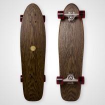 Skills or Skulls des Skateboards fait main.