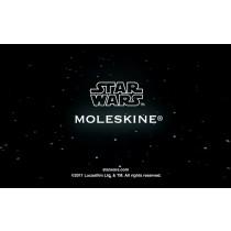Que la force de Moleskine soit avec vous.