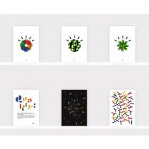 Une collection d'affiches vintages d'IBM en téléchargement libre.