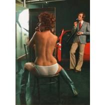 Pornographie et Langue Française dans les 70's, Le Savant Mélange