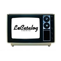 Une vision troublante de la télévision en 1969.