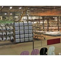 Une petite visite de l'usine qui fabrique les scooters LML