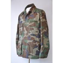 La veste camouflée de l'US Army.