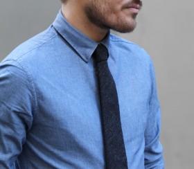 La chemise en chambray BG-1.2 de BonneGueule