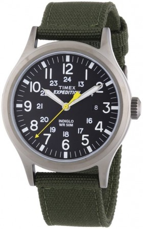 La Timex  Expedition Scout