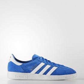 Les Adidas München, La Deutsch Qualität