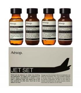 Le coffret Jet Set d'Aesop