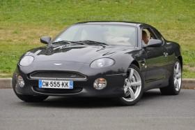Aston Martin DB7 Vantage GT