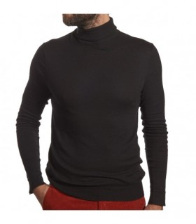Le pull col roulé JUPITER by JAQK